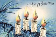 Vintage Christmas Cards / by Diane Myers