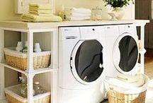 mudroom & laundry / by Rachel Blazer