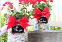 Celebrate Teachers / Special gifts for those special people who give us the great gift of knowledge...our teachers / by Lindsay Preece
