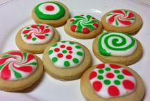 Ho Ho Ho / Christmas dessert ideas