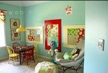 playroom / by Rachel Blazer