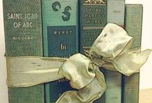 Books / by Kerry Bagley Crabbs