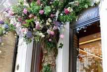 Window Ideas / Inspiration for dressing the shop window as we move through each month and season