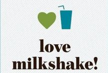 Milkshake Loves / Milkshake. Products, people, places, companies and causes that give back and make a difference in the world. Add a little bit of good and pass it on...! www.getmilkshake.com