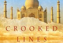 CROOKED LINES A Novel by Holly Michael / Crooked Lines, a beautifully crafted debut novel, threads the lives of two determined souls from different continents and cultures. Compelling characters struggle with spirituality through despair and deceptions in search of truth.  http://www.amazon.com/dp/B00LZXDTLS