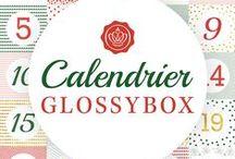 GLOSSYBOX Calendrier de l'avent - Noël avant l'heure ! / by GLOSSYBOX France