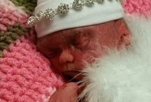 Alannah's Baby Boutique on Etsy! / Crocheted newborn baby beanies made and donated in honor of my granddaughter,  Alannah Lynn, who was delivered an angel baby  on Dec 1st, 2014. / by Connie Morgan