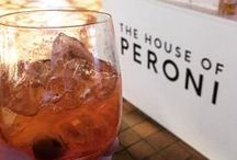 House of Peroni / Livin' la vida Italiana! Immersive dining events, stunning art installations and exciting new food and drink concoctions; Vita all'Interno ('a life lived inside') at the House of Peroni, Brick Lane, 29 October – 25 November.