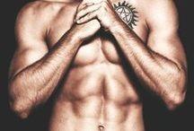 Supernatural Beauty Body / Jensen Ackles