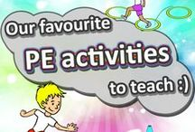 Our FAVOURITE PE activities to teach - Collaborative teaching board (Elementary) / We want to help all you elementary teachers out there with your PE LESSONS with the most FUN, easy to teach ideas and help. Email me at danny@primecoachingsport.com to join the collab board - Please make sure your pins are all sport related - post your favourite ideas that you've tried and tested yourself!