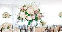 Kate & Dave say 'I Do' in Dorset / Wedding floral and styling inspiration