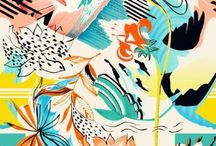 print and pattern / prints and patterns that i love and inspiration for creating prints and patterns