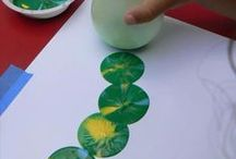 Arts & Craft Ideas / by Jeanette Sharp
