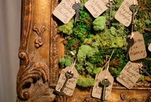 Escort and Place Card Inspiration / by Michelle Wright Events