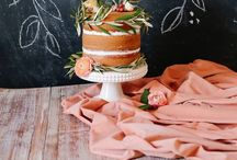 Wedding and Event Cakes / by Michelle Wright Events