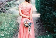 Bridesmaids / by Michelle Wright Events
