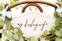 Wedding and Event Chair Design Inspiration / by Michelle Wright Events
