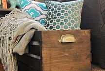 Home stuff / by Tisha Sanchez Stafford