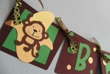 Kids-Monkey & Bananas Party