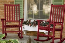 FRONT PORCH/SUNROOMS/ENTRYWAY / by Karen Law