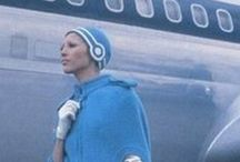 flight attendant fashion