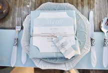 Place setting / by Michelle Wright Events