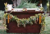 Drink Presentation Inspiration / by Michelle Wright Events