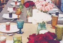 China and Glassware / by Michelle Wright Events