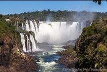 Paraná and Foz do Iguaçu Brazil and Argentina / by Alexandre Fagundes