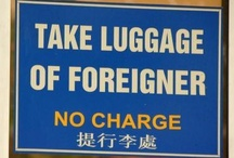 1Signs: Lost in Translation / by Minnie
