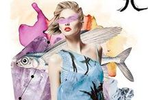 art i heart: mixed media + collage / today i am a mixed media + collage artist / by Melanie Biehle