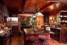 Cabin Ideas / Cabin Decor and Homes