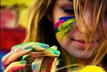 Life in Color / We believe life is an art and you should live yours to the fullest inspired by color / by the Exchange - You save, we give back.