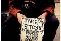 Bitcoin / by Andreia Rotaru