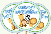 Kids-Ideas for 1st Birthday Party