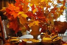 Autumn Leaves Are Falling....
