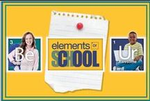Elements of School / by the Exchange - You save, we give back