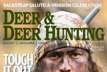 Deer hunting / Best tips, tricks and old tales about the one that got away