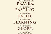 LDS church - callings - inspiration