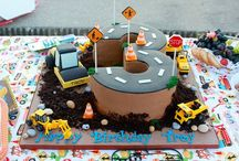 Kids-Construction Party