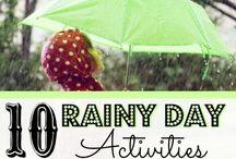 Kids-Rainy Days