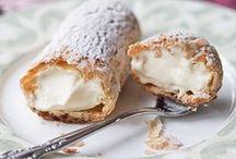 Desserts / All my favorites!