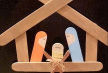 Christmas-Kids Art