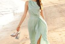 Dress inspiration / Lovely things to wear or create