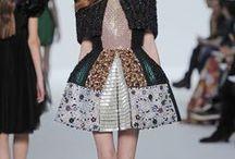 RUNWAY / Runway fashion / by Gwen Nally