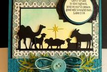 Nativity and Wise Men Cards