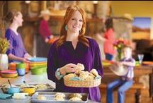 The Pioneer Woman / Get inspired by Ree Drummond, the Pioneer Woman with her favorite recipes and her new stylish and affordable cookware and dinnerware collection. / by the Exchange - You save, we give back