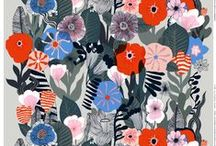 print and pattern: marimekko / Prints and patterns that I love from Marimekko