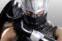☯✦Ninja Gaiden☯✦ / Tecmo,Team Ninja- the best,amazing hack and slash game♥♥