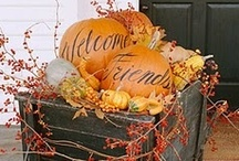 fall decor / by Lawna Price